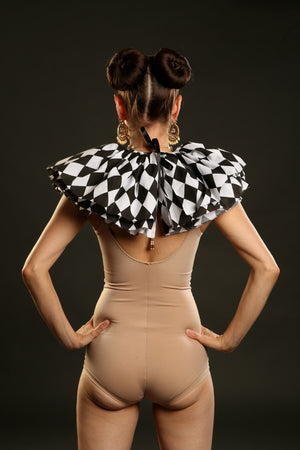 Check Cotton Circus Ruffs