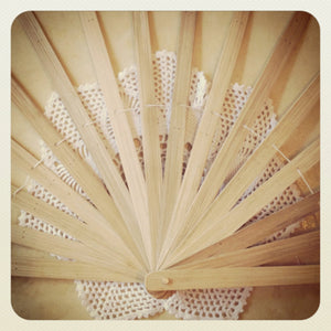 10 12 14 inch Burlesque Fan Staves