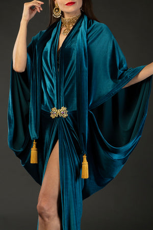 turquoise_teal_velvet_1920s _flapper_gatsby dress_Talulah_Blue_edit_4