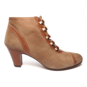 Cassie Boot, Boots - Re-Mix Vintage Shoes