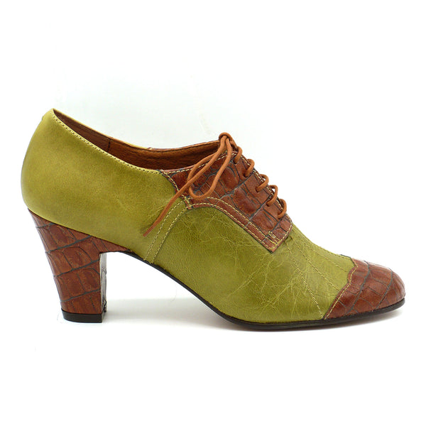 Gramercy, Oxfords - Re-Mix Vintage Shoes