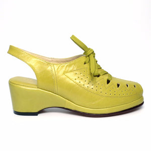 Greta, Wedges - Re-Mix Vintage Shoes