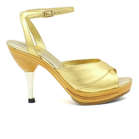 Hollywood Ankle Strap Stilettos, Heels - Re-Mix Vintage Shoes