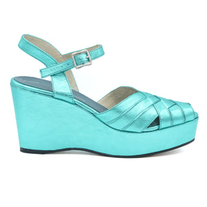 Lido, Wedges - Re-Mix Vintage Shoes
