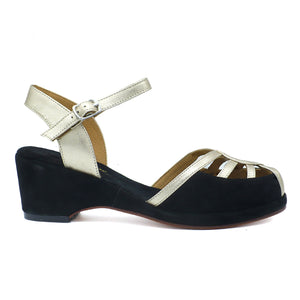 Marci, Wedges - Re-Mix Vintage Shoes