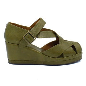 Meadow, Wedges - Re-Mix Vintage Shoes