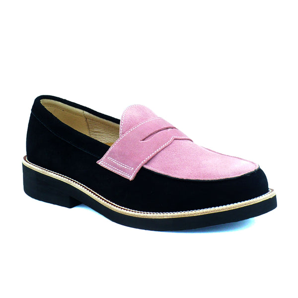 Penny Loafer - Two Tone