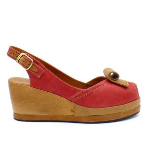 Scroll, Wedges - Re-Mix Vintage Shoes