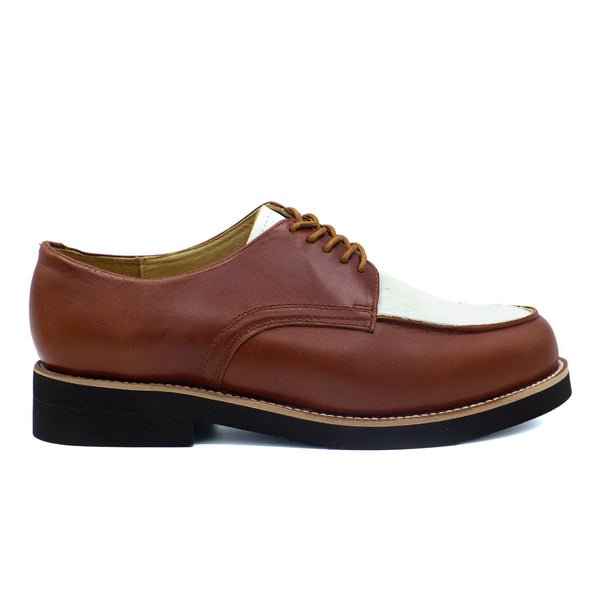 Sporty Buck, Oxfords - Re-Mix Vintage Shoes