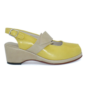 Zena, Wedges - Re-Mix Vintage Shoes