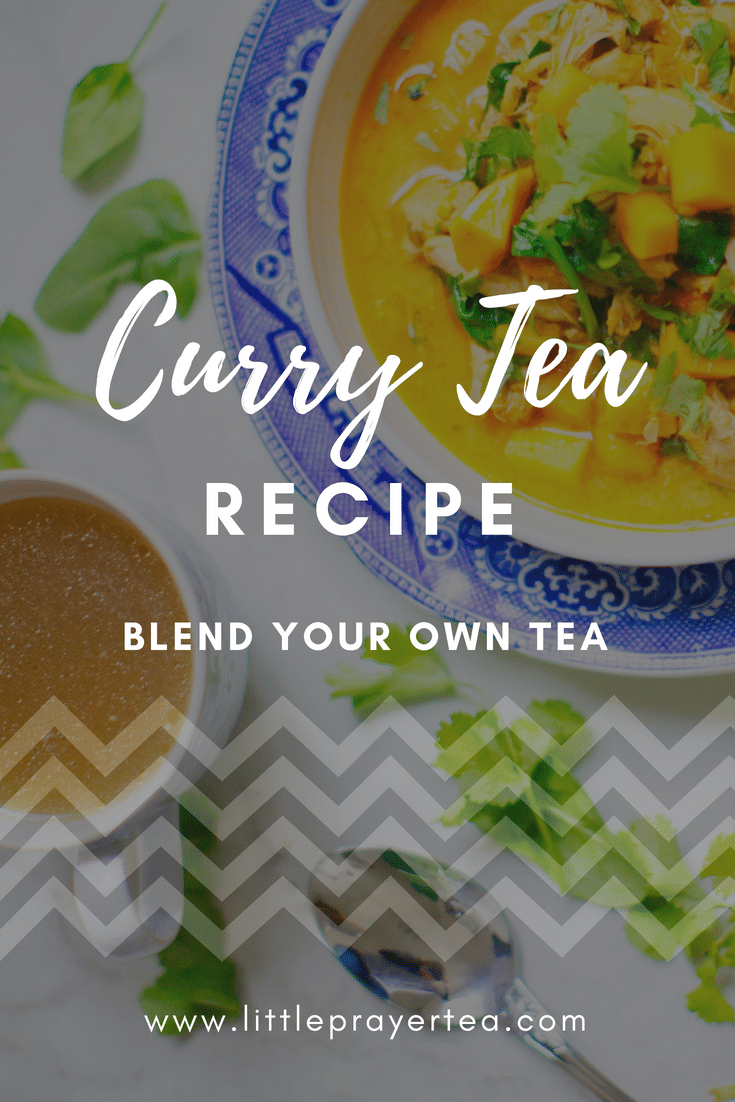 Curry Tea Recipe