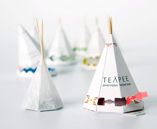 21 Original Tea Bag Designs for the Unique Tea Lover!