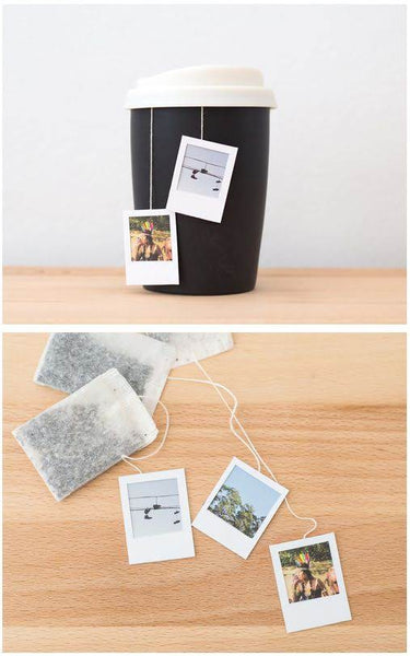 Polaroid Tea