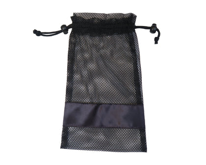 Mesh Face Mask Laundry Bag (black)