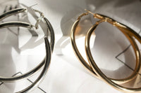 La Toya Hoop Earrings