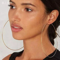 Hollie Hoop Earrings