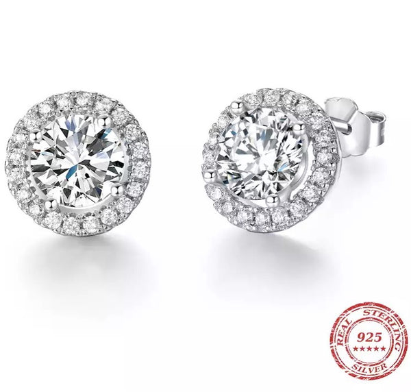 Janet Cubic Zirconia Earrings