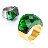 Toks Green Ring