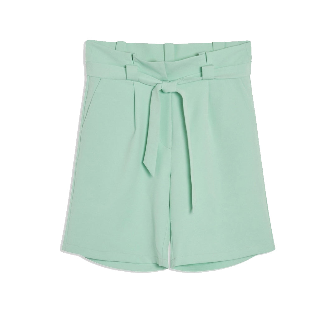 BadStore - Grunt - Grunt - ABBY PAPER BAG SHORTS MINT