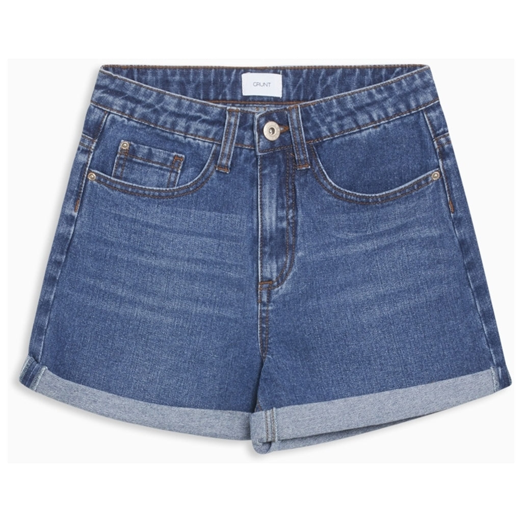BadStore - MOM SHORTS EIGHT BLUE