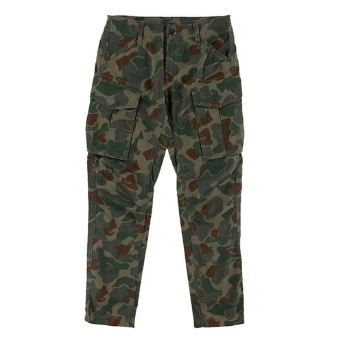 BadStore - CARGO PANTS sq22317 GREEN
