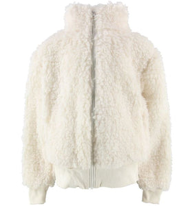 Hound-TEDDY JACKET-7190870-OFF WHITE