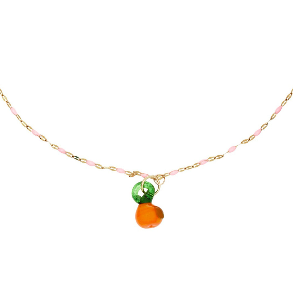 Collier Orange - Joleen Jwly