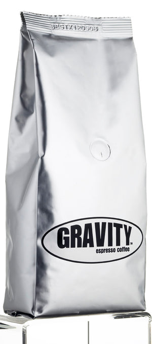 Gravity Espresso Decaffeinated Coffee Beans 500g Bean Alliance Group Roasted Coffee monte-coffee