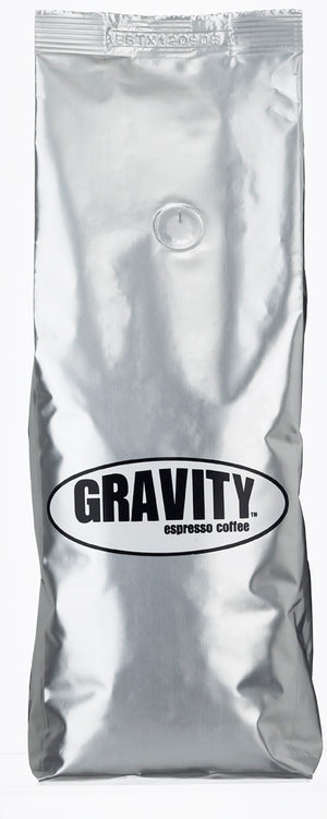 Gravity Espresso Organic Coffee Beans 1kg Bean Alliance Group Roasted Coffee monte-coffee