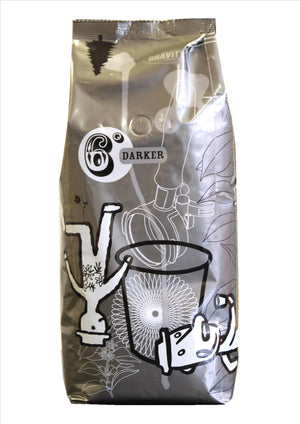 Gravity Espresso 6 Degrees Darker Coffee Beans 500g Bean Alliance Group Roasted Coffee monte-coffee