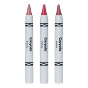 Limited Edition Colour Crayon Trio