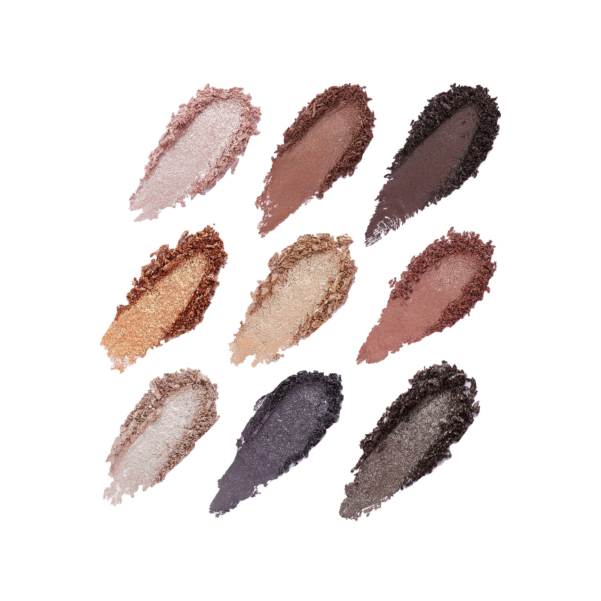 9 Shades Eyeshadow Palette