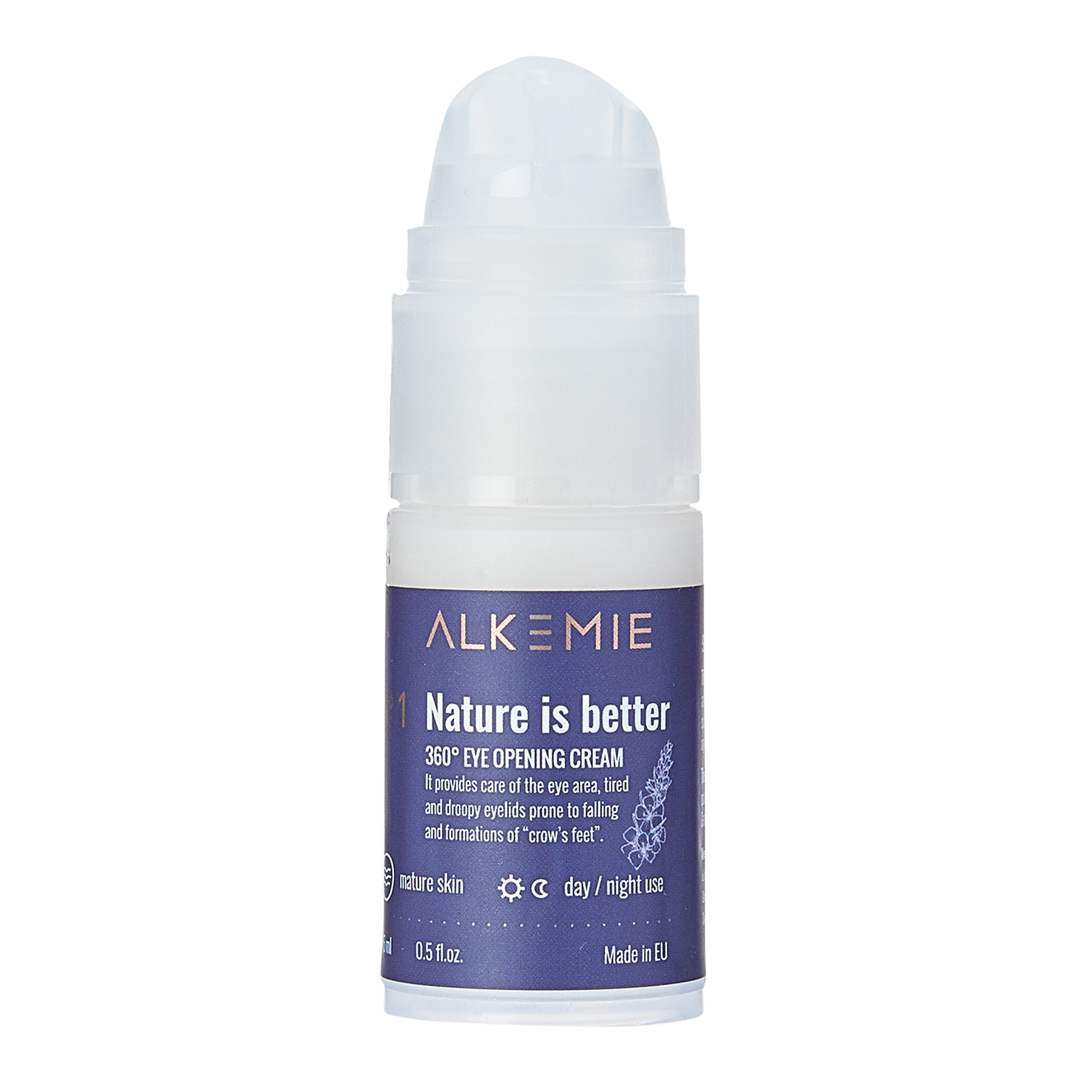 Nature is Better 360° Eye Opening Cream