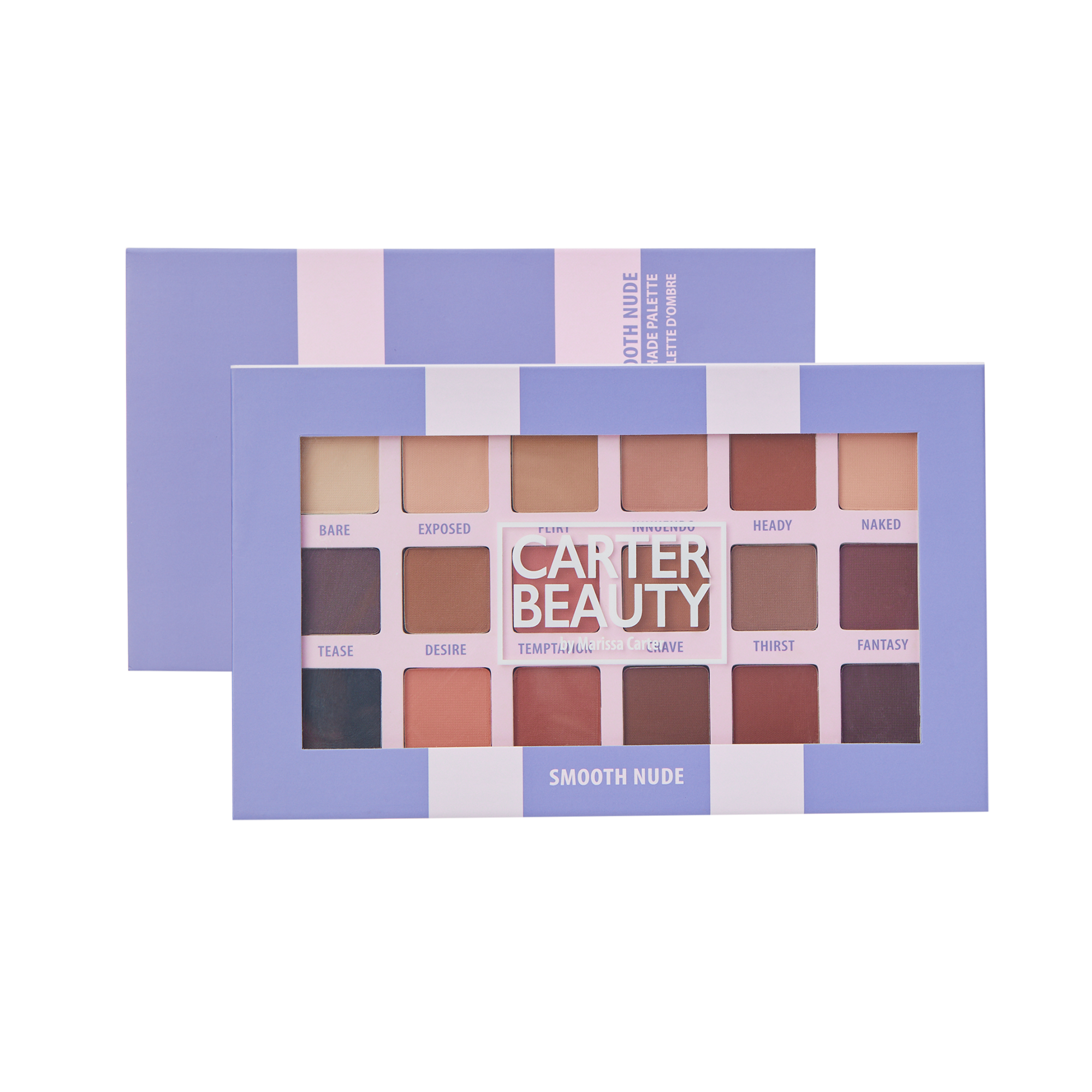 Smooth Nude Eyeshadow Palette