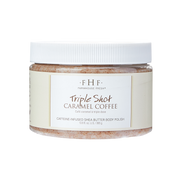 Triple Shot Caramel Coffee Whipped Shea Butter Body Polish