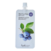 Blueberry Mud Face Mask Mini Pack