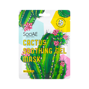 Cactus Soothing Gel Mask