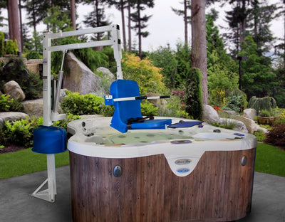 Aqua Creek Spa Lift Elite - GivhonyHotTubs