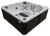 Canadian Spa Company Thunder Bay 1 Pump 44 Jet 5-6 Person Spa - GivhonyHotTubs