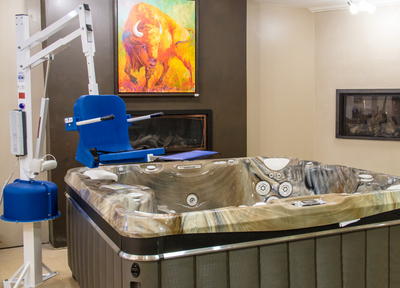 Aqua Creek Spa Lift Ultra - GivhonyHotTubs