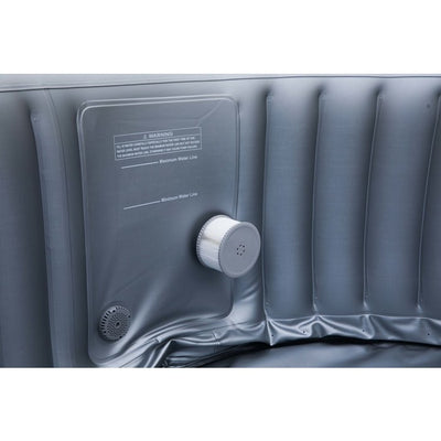 M-Spa Silver Cloud - Lite Bubble Spa - GivhonySpa