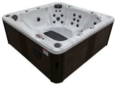Canadian Spa Company Thunder Bay 2 Pump 44 Jet 5-6 Person Spa - GivhonyHotTubs