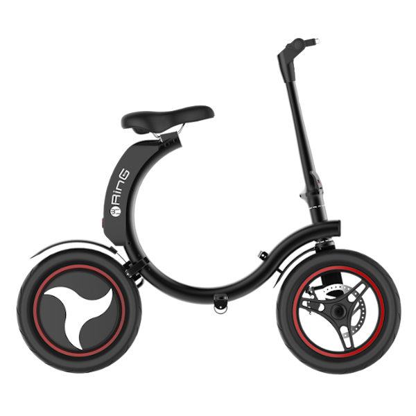 BikeZero Ring foldable electric scooter bike