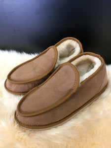 Mens Deluxe Slippers