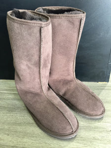 Ladies Long Viking Boots