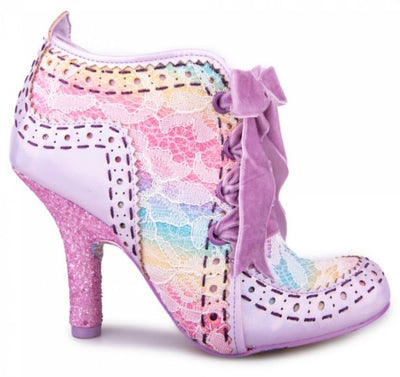 Irregular Choice Abigails Party Pink