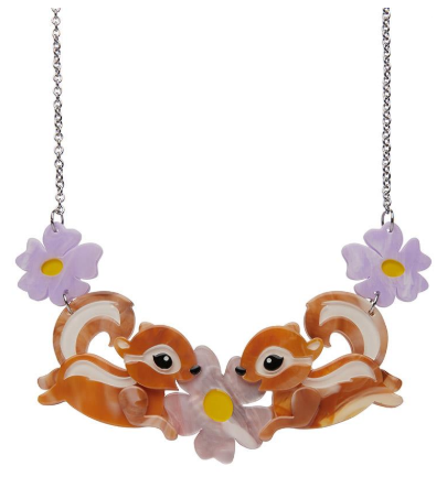 Erstwilder Easter Acrobatic Aromas Necklace