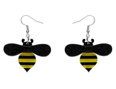 Erstwilder FF21#1 Babette Bee Earrings