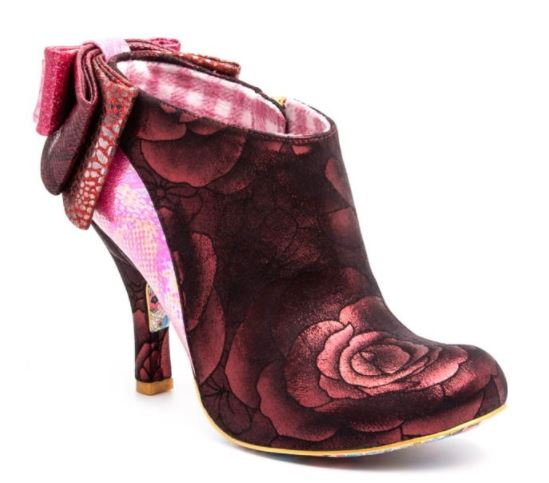 Irregular Choice Baby Beauty Red
