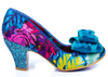 Irregular Choice Ban Joe Blue Bright